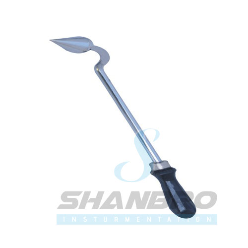 Castrating Iron Cone Shape